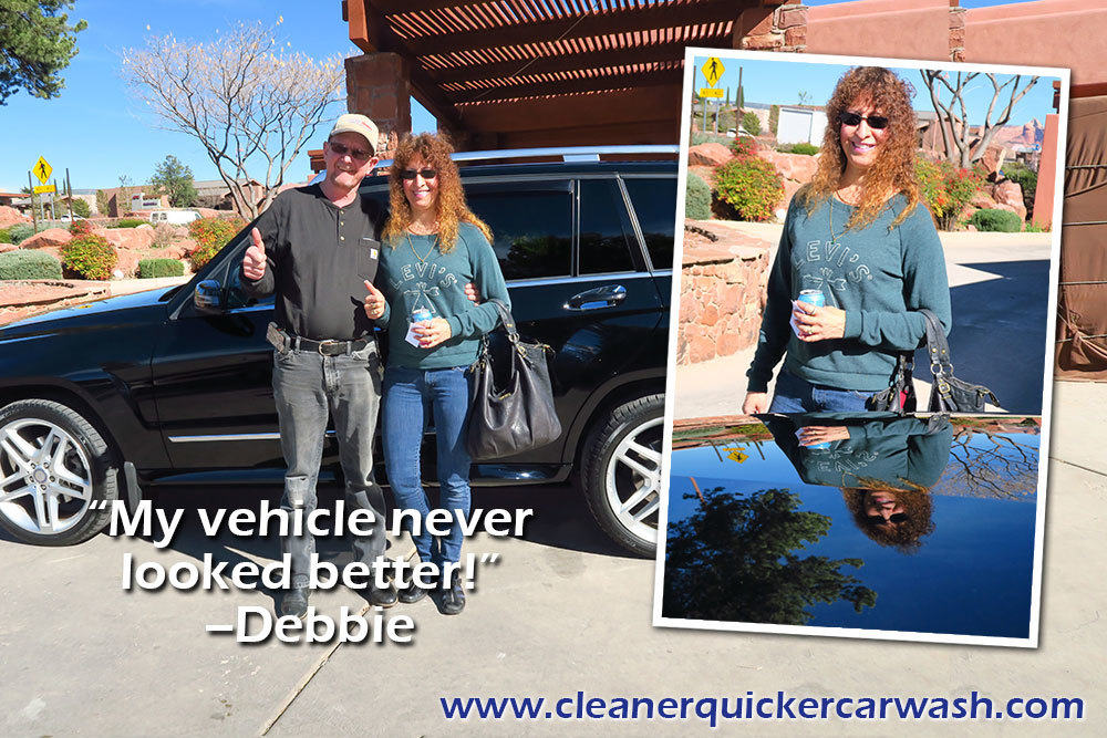 Sedona car wash cleaner quicker car wash in sedona az this is by far the absolute best car wash i have ever patronized solutioingenieria Gallery