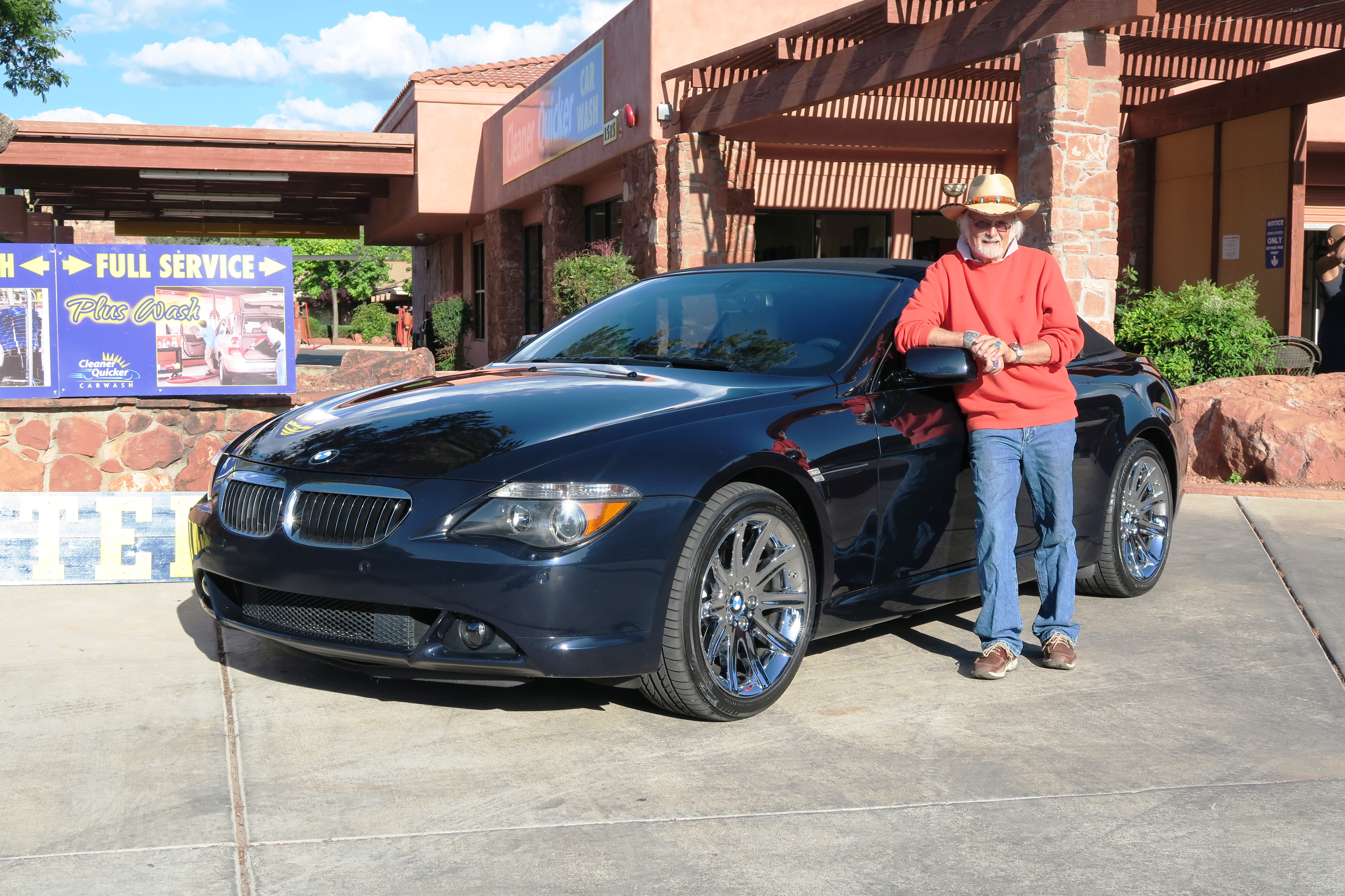 Sedona Car Wash And Detail Service Menus