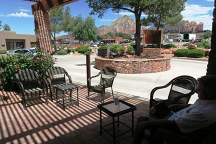The terrace car wash sedona arizona for Terrace 45 qc